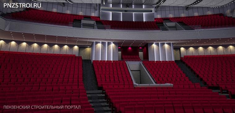 """Киноконцертный зал """"Пенза"""""""