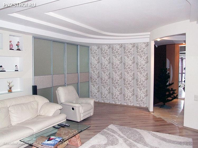 Главная - Ремонт под ключ в Киеве квартир, домов, офисов с