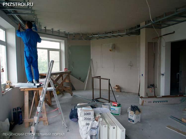 Ремонт квартир в Санкт-Петербурге -