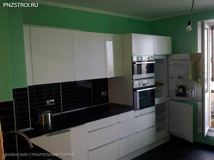 Москва ремонт квартир пример сметы