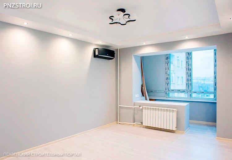 Отделка квартир м2
