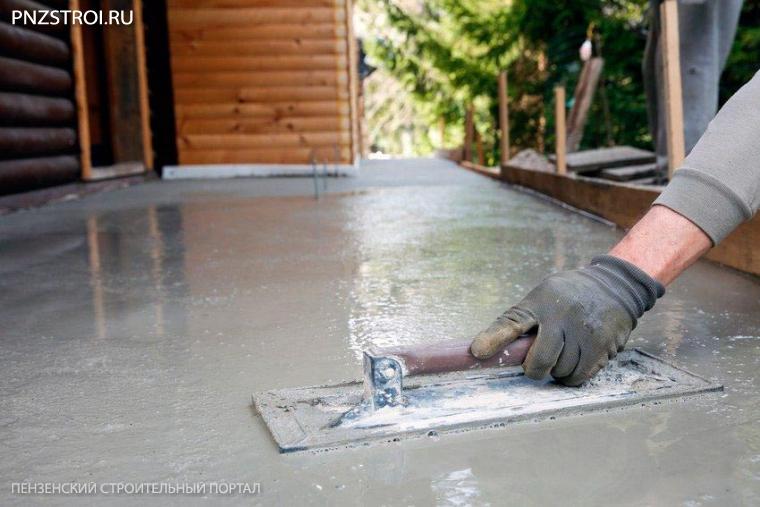 Как сделать не бетонную отмостку вокруг дома