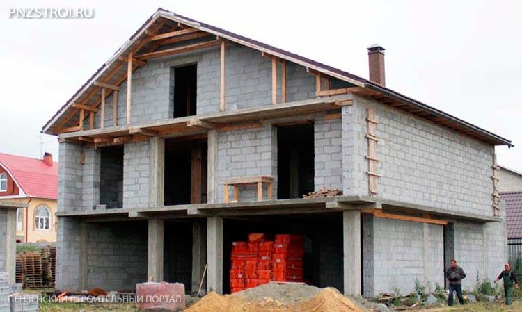 Строительство каркасных домов в Архангельске недорого