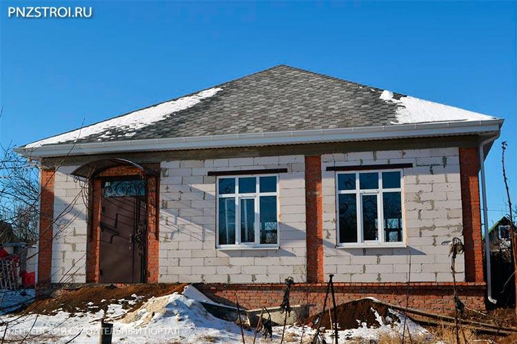 Каркасные дома из СИП под ключ НЕДОРОГО - проекты, цены