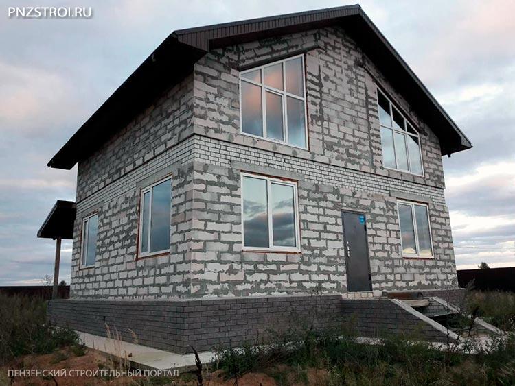 Проекты домов из кирпича — 5000+ руб Кемерово