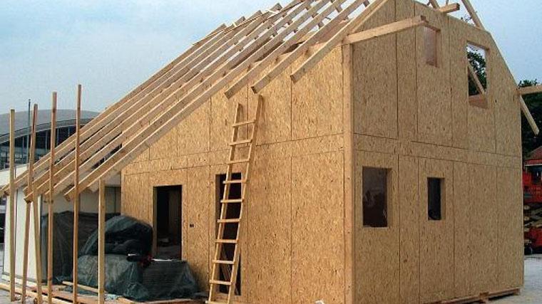 Щитовой дом своими руками: технология. - Как построить дом