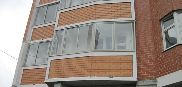 Остекление замена стекло-пакетов витражи окна пвх