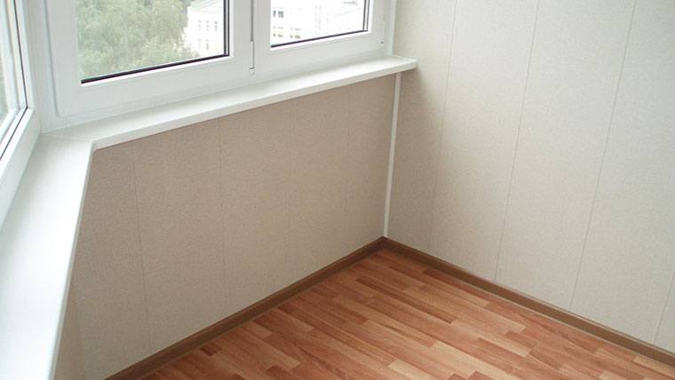 Отделка балкона своими руками : строительство и ремонт своим.
