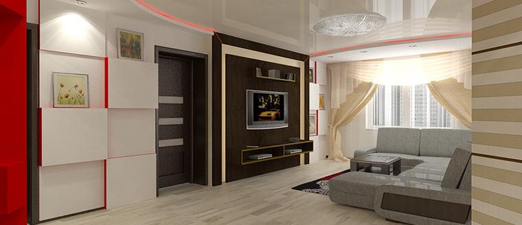 Ремонт квартир по дизайн проекту